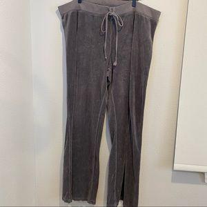 Juicy Couture Velour Track Pants XXL